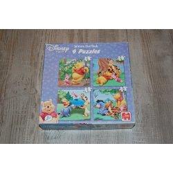 Winnie De Pooh puzzel