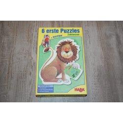 HABA 6 Eerste Puzzels -...