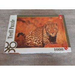 Luipaard puzzel - 1000 stukjes