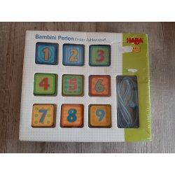 Bambini kralen - cijferpret
