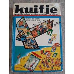Het weekblad Kuifje - nr110...