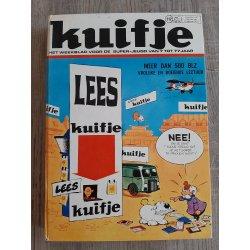 Het weekblad Kuifje - nr112...