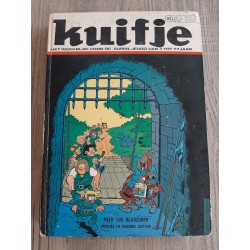 Het weekblad Kuifje - nr113...