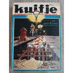 Het weekblad Kuifje - nr115...